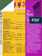 Fate Magazine 281 v26n08 Aug 1973