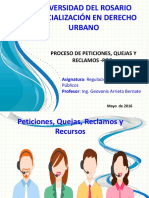 04Procesos de PQRs Servicios Publicos