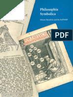 Philosophia Symbolica- Johann Reuchlin and the Kabbalah