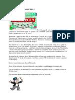 Reguli Monopoly