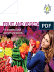 Fruit and Vegetables for a Healthy Dutch Economy and Society