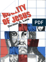 Dermot Lane the Reality of Jesus an Essay in Ch