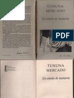 Tununa Mercado - En Estado de Memoria
