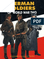 [Histoire & Collections] German Soldiers of World War Two