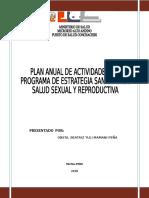 Plan Planifiacion Familiar