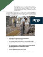Demolición Manual