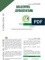 Manual de Convivencia Colpegaco 2014