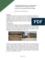 Para El 2do Encuentro de Arquitectura, Huancayo.uts