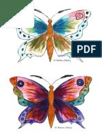modele de fluturi