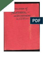 Distillation of Alcohol and Denatureing[1]