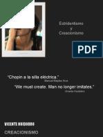 Manifesto Crea,Estr,Dada