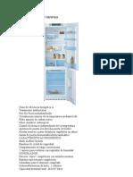 frigorificos seleccionados