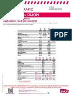 Nevers-Dijon 4 mai