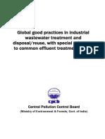 Global Good Practice in Industrial Waste Treatment