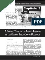 Servicio Tecnico a Fuentes Pulsadas