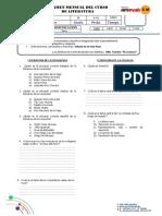 Examen de 10 Bimestral