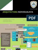 Arquitectura Individualista Romero Gomez Valdivia 11