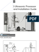 BSP-1200 Assembly and Installation Guide