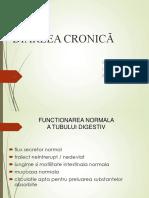 Diareea Cronica Curs Studenti