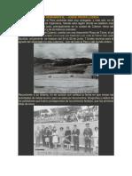 Historia Monumental JORGE PIEDRA -  CUTERVO