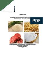 Kajian Efektivitas Kebijakan Impor Produk Pangan Dalam Rangka Stabilisasi Harga
