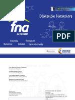 Cartilla Educacion Financiera Versión Definitiva