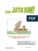 Easter Bunny Lesson Plan