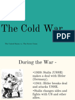intro to the cold war
