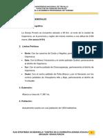 Diagnostico Turistico de Granja Porcon - Planificacion