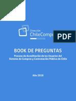 Book 2018 preguntas certificación chile compra