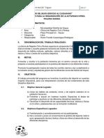 Plan de Trabajo - Futbol Polleras Wankas