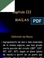 Mineralogia Maclas