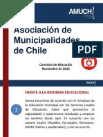Asociacion Chilena de Municipalidades