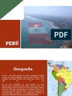 Limites Entre Peru y Chile