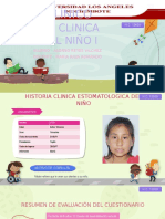 Caso Clínico Simple – Niño I_ Landy Campos