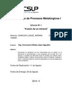 Laboratorio 1 Procesos Metalúrgicos I (Autoguardado)