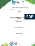 Anexo 2. Resumen de Artículos y Matriz de Análisis