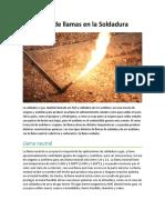 Tipos de llamas en la Soldadura.pdf