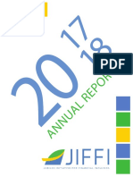 JIFFI Annual Report 2017-2018