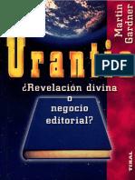 Urantia Revelacion Divina o Negocio-Editorial