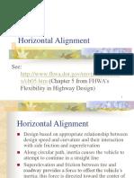 02 Horizontal Alignment