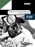 Livro Métodos e Pesquisa Em Administração. Rovigati Danilo Alyrio (2)