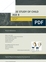 case study of child age 8 edu220