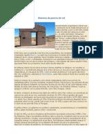 Historia de Puerta de Sol