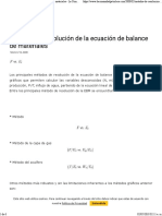 Métodos de resolución de la ecuación de balance de materiales - La Comunidad Petrolera.pdf
