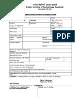 Schp 4.Scholarship Form