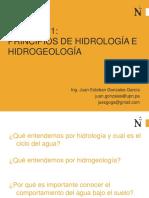 11 Principios de Hidrologia e Hidrogeologia