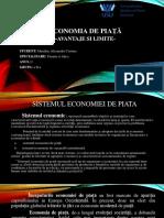 Economia de Piață.proiect
