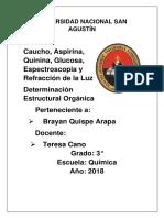 8. Caucho-Determinacion Estructural