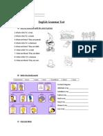 3rd Grade Evaluation Flashcards Fun Activities Games 23916